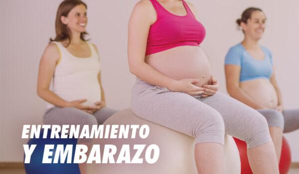 QUÉ TIPO DE ACTIVIDAD REALIZAR ANTES Y DURANTE EL EMBARAZO